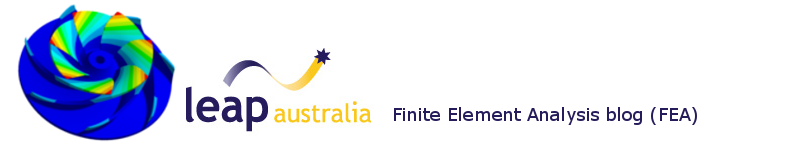 Finite Element Analysis (FEA) Blog - LEAP Australia & New Zealand