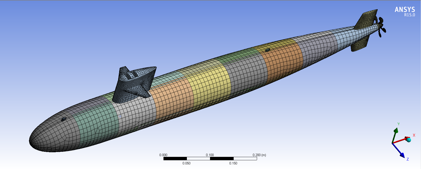 Meshing Improvements With Ansys 15 Finite Element