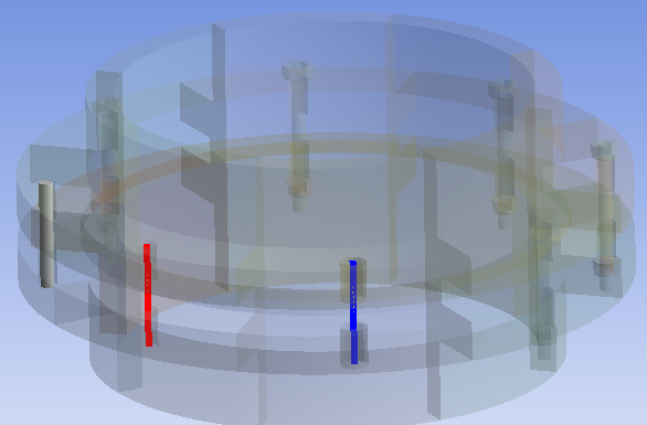 An Overview of Methods for Modelling Bolts in ANSYS | Finite