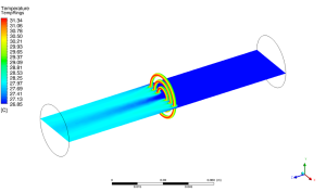 Electric Heating Element in ANSYS FLUENT