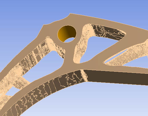 Topological Optimisation with ANSYS 17 0 | Finite Element