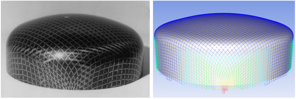 Addressing the complex design challenges of composite parts using